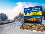 The Interior of Alaskan Life 3: 40 degrees belowzero