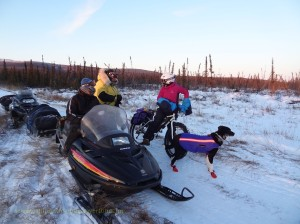winter tours in Alaska