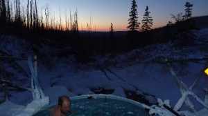 Tolovana Hot Springs, December 7 at 930AM