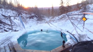 Tolovana Hot Springs, December 7 at 11AM