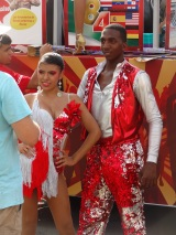 Feria de Cali, Colombia II: The Dancers