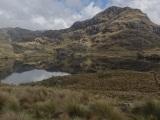 Ecuador: Las Cajas National Park high in the AndesMountains