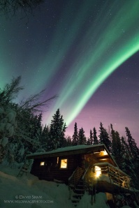Learn how photograph the Northern lights