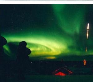 Northern lights tours, fairbanks Alaska