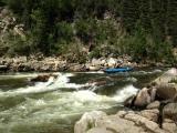 Canoeing and rafting the Gulkana River, Alaska (Part1)