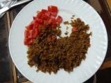 Karibu Kenya- my first meal,Pilau