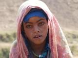Simien Mountain Girl Amhara region,Ethiopia