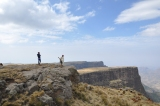 A 3 day trek in Simien Mountains National Park, Ethiopia