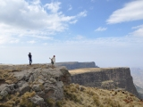 A 3 day trek in Simien Mountains National Park,Ethiopia