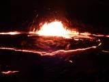 Ethiopian Fireworks! New Years Eve on a lake of hotmagma