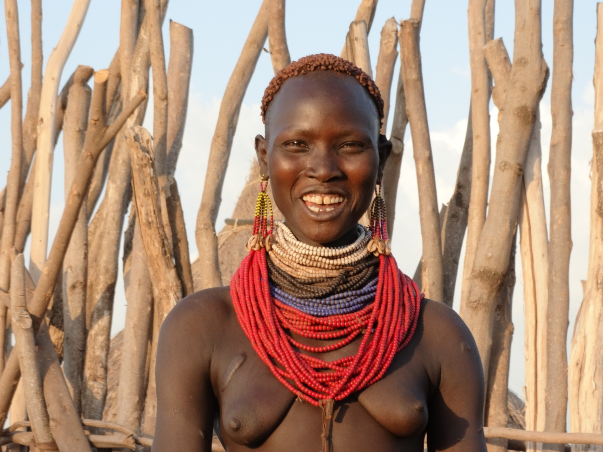 The Karo tribe- Omo Valley Ethiopia